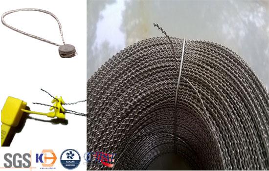 dây chì niêm phong inox 304 chống gỉ