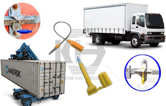 seal niêm phong xe tải, seal container